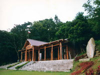 台灣.錫安山.聖殿、萬民禱告的殿石牌