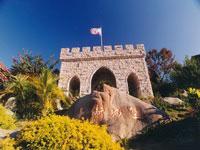 台灣.錫安山.大衛城堡城門