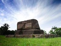 馬來西亞.摩利亞山.祭壇