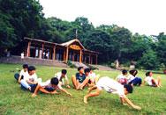 聖殿與孩子